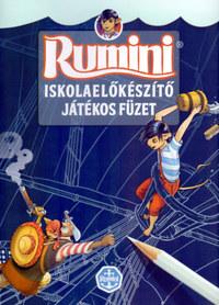 Berg Judit: Rumini - Iskolaelőkészítő Játékos füzet -  (Könyv)