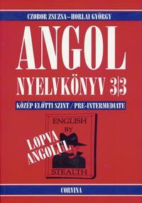 Czobor-Horlai: Angol nyelvkönyv 3/3 (Lopva angolul) -  (Könyv)