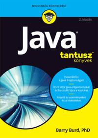 Barry Burd: Java - Tantusz Könyvek -  (Könyv)
