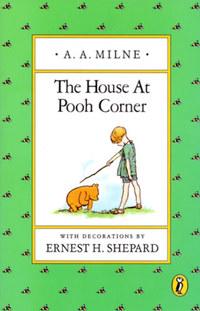 A. A. Milne: The house at Pooh Corner -  (Könyv)
