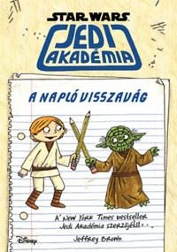 Star Wars - A napló visszavág -  (Könyv)