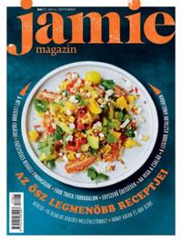 Jamie Oliver: Jamie Magazin 25. - 2017/7 szeptember -  (Könyv)