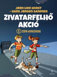 Jorn Lier Horst, Hans Jorgen Sandnes: Zivatarfelhő akció -  (Könyv)