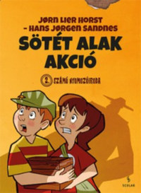 Jorn Lier Horst, Hans Jorgen Sandnes: Sötét Alak akció -  (Könyv)