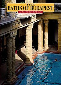 Meleghy Péter: The Baths of Budapest - All Year Round -  (Könyv)