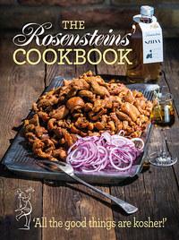 Rosenstein Tibor, Rosenstein Róbert: The Rosensteins cookbook - All the good things are kosher -  (Könyv)