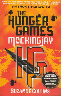 Suzanne Collins: The Hunger Games - Mockingjay -  (Könyv)