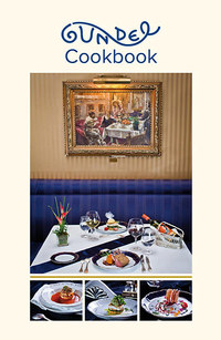 Gundel Cookbook - Classic Recipes and Modern Day Dishes -  (Könyv)