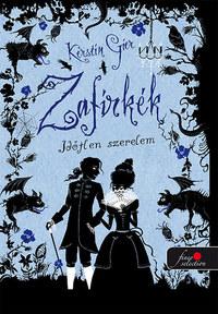 Kerstin Gier: Zafírkék - Időtlen szerelem -  (Könyv)
