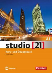 Christina Kuhn, Hermann Funk: Studio (21) A1 Kurs- und Übungsbuch -  (Könyv)