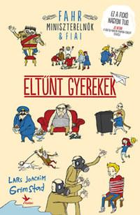 Lars Joachim Grimstad: Eltűnt gyerekek -  (Könyv)