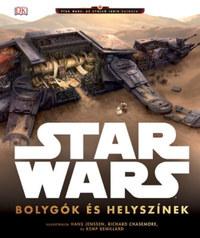 Star Wars - Bolygók és helyszínek -  (Könyv)