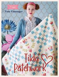 Tone Finnanger: Tilda Patchwork -  (Könyv)