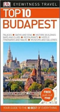 Eyewitness Top 10 Budapest 2017 -  (Könyv)