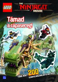 LEGO Ninjago - Támad a cápasereg -  (Könyv)