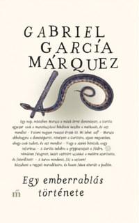Gabriel García Márquez: Egy emberrablás története -  (Könyv)