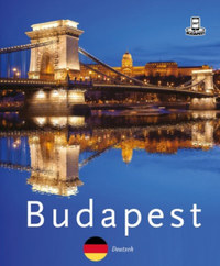 Budapest 360° - deutsch -  (Könyv)