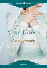 Mary Balogh: Az egyezség -  (Könyv)