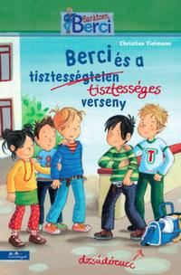 Christian Tielmann: Berci és a tisztességes verseny -  (Könyv)