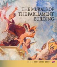 Bojtos Anikó: The Murals of the Parliament Building -  (Könyv)