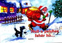 Radvány Zsuzsa: Hull a pelyhes fehér hó... -  (Könyv)