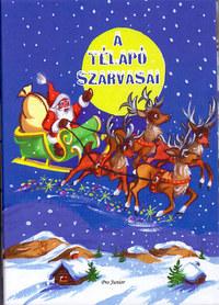 Radvány Zsuzsa: A Télapó szarvasai -  (Könyv)