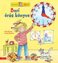 Hanna Sörensen, Annette Steinhauer: Bori órás könyve - Barátnőm, Bori -  (Könyv)