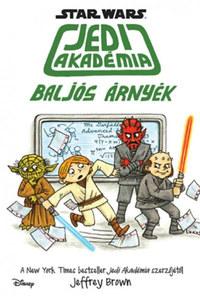 Jeffrey Brown: Star Wars - Jedi Akadémia 3. - Baljós árnyék -  (Könyv)