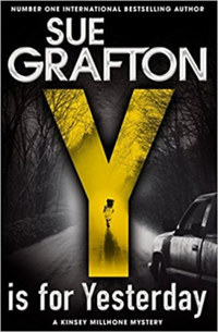 Sue Grafton: Y is for Yesterday -  (Könyv)