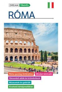 Dr. Somorjai Ferenc: Róma útikönyv - kivehető térképmelléklettel -  (Könyv)