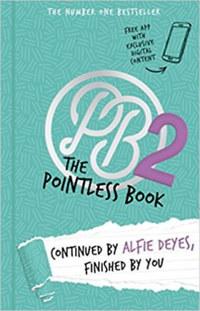 Alfie Deyes: The Pointless Book 2 -  (Könyv)