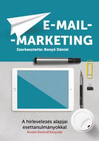 Benyó Dániel: E-mail-marketing -  (Könyv)