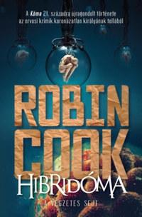 Robin Cook: Hibridóma - A végzetes sejt -  (Könyv)