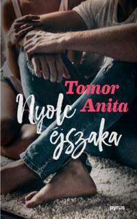 Tomor Anita: Nyolc éjszaka -  (Könyv)