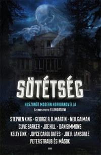 Ellen Datlon (szerk.): Sötétség - Huszonöt modern horrornovella -  (Könyv)