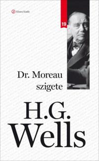 H.G. Wells: Dr. Moreau szigete -  (Könyv)