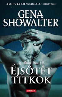 Gena Showalter: Éjsötét titkok - Az Alvilág Urai VII. -  (Könyv)