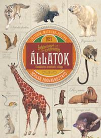 Vicky Egan: Érdekességek gyűjteménye - Állatok -  (Könyv)