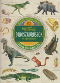 Polly Cheseman: Érdekességek gyűjteménye - Dinoszauruszok és más ősállatok -  (Könyv)