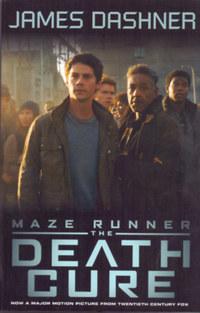 James Dashner: Maze Runner 3 - The Death Cure -  (Könyv)