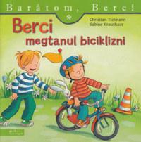 Christian Tielmann: Berci megtanul biciklizni - Barátom, Berci 12. -  (Könyv)
