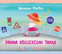 Hermann Marika: Panna közlekedni tanul -  (Könyv)