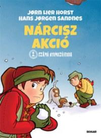 Jorn Lier Horst: Nárcisz akció -  (Könyv)