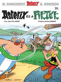 Asterix 35. - Asterix és a Piktek -  (Könyv)