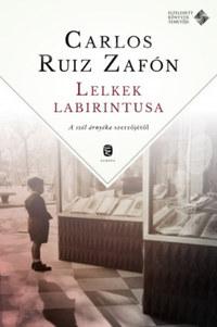 Carlos Ruiz Zafón: Lelkek labirintusa -  (Könyv)