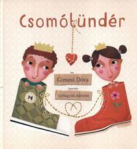 Gimesi Dóra: Csomótündér -  (Könyv)