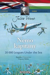 Verne Gyula: Nemo kapitány - Klasszikusok magyarul-angolul -  (Könyv)