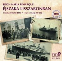 Erich Maria Remarque: Éjszaka Lisszabonban - Hangoskönyv (MP3) -  (Könyv)