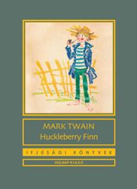 Mark Twain: Huckleberry Finn -  (Könyv)
