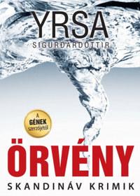Yrsa Sigurdardóttir: Örvény - Freyja & Huldar esetei 2. -  (Könyv)